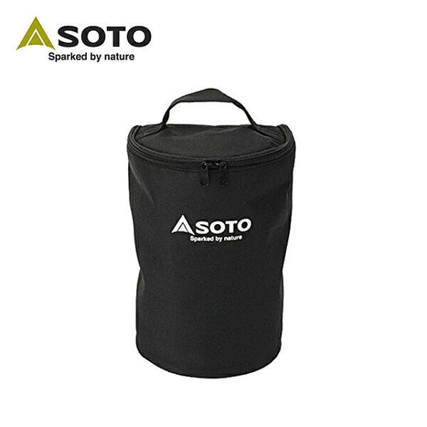 SOTO露營燈收納袋ST-2106