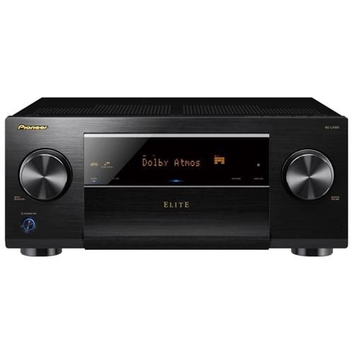 Elite SC-LX501 3D Ready A/V Receiver - 7.2 Channel - Multizone - 0.1% THD - DTS X, Dolby Atmos, Dolby TrueHD, Dolby Digital Plus, Dolby Digital Surround, DTS Neo:X, DTS Neural:X, DTS-HD Master Audio, DTS-HD High Resolution, DTS 96/24, DTS-ES, ... - Intern 0