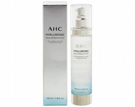 韓國 AHC 玻尿酸 精華化妝水 神仙水 100ml 精華水 保濕 補水 新包裝◐香水綁馬尾◐