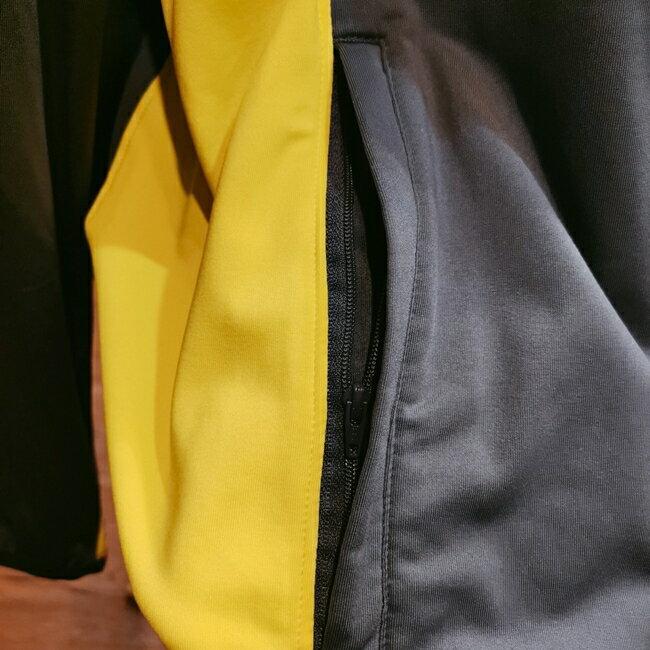 ON SALE↘6折【H.Y SPORT】 Kappa 中性針織單車外套 灰色 XL號 C293-2800-7 1