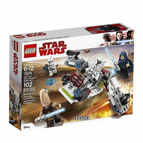 樂高積木 LEGO~ LT75206 ~2018年 STAR WARS 星際大戰系列 ~