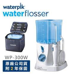 【美國Waterpik】旅行用沖牙機 原廠公司貨 二年保固 WP-300W / WP300