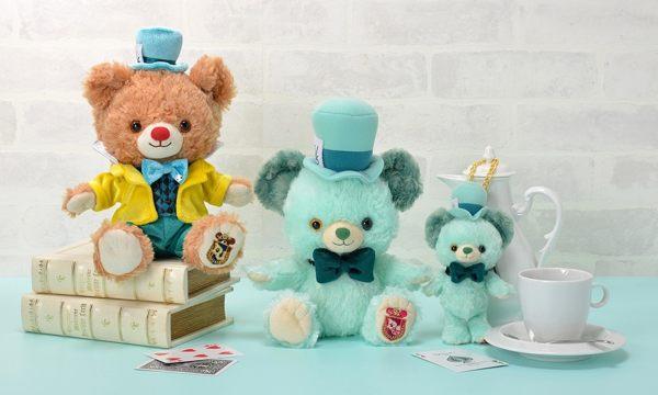 日本直送 Disney Store 日本 大學熊UniBEARsity 五週年限定瘋帽系列 吊飾
