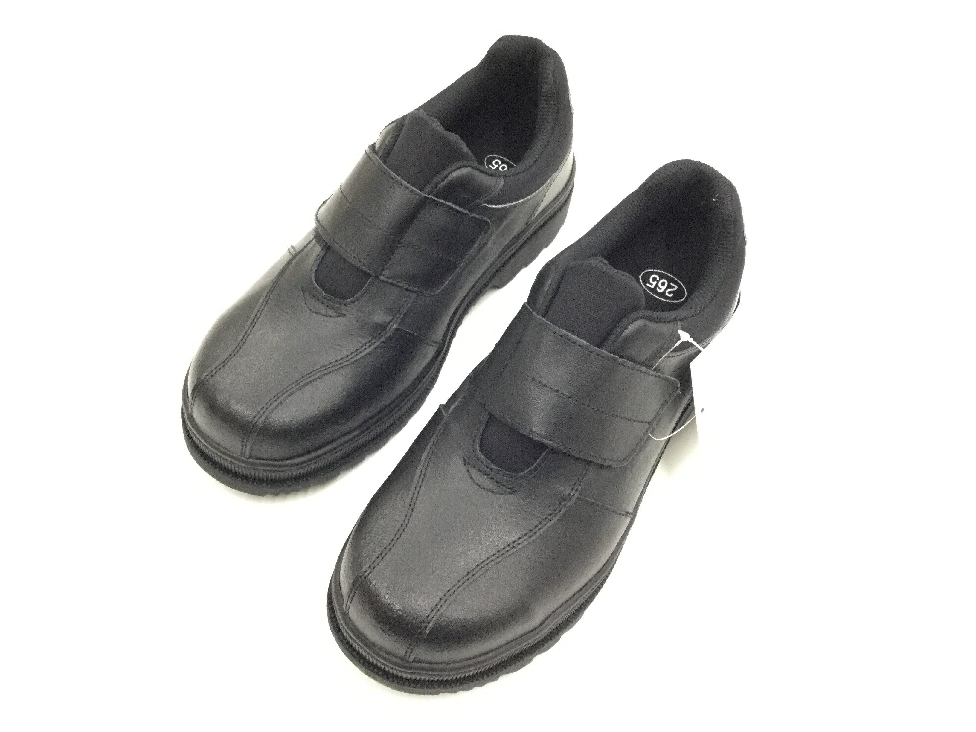 ※555鞋※鐵客 鞋帶款 安全鞋1366  黑色 耐滑大底 工作鞋 鋼頭鞋 台灣製造~品質保證※贈送襪子~