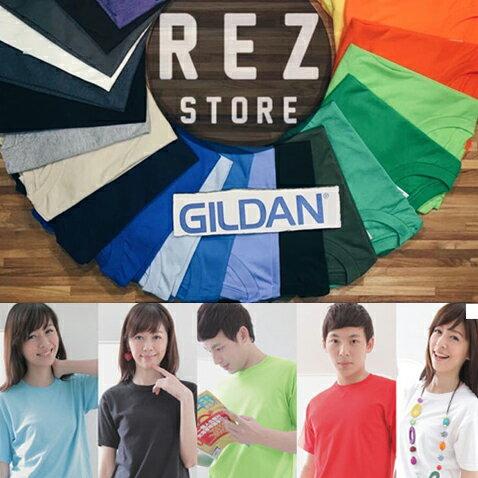 【GILDAN】亞規柔棉中性T恤 76000