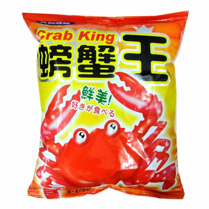 大同 螃蟹王 60g【康鄰超市】