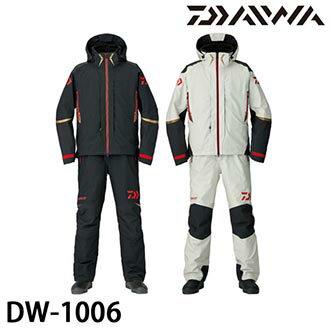 漁拓釣具 DAIWA DW-1006 黑  #M  #L   (防水釣魚套裝)