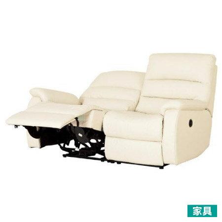 宜得利家居:◎全皮2人用頂級電動可躺沙發BELIEVER2IVNITORI宜得利家居