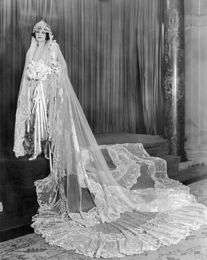 Film Melody Girl 1937Npeggy Shaw PatheS Melody Girl Poses In A 10000 Gown Of Silver Cloth With Flounces Of Net And Train Of Duchess Lace Adorned With Silver Flowers And Buds Poster Print by (18 x 24) a06209b8aa57f4d644ec93ebc00f1fa9