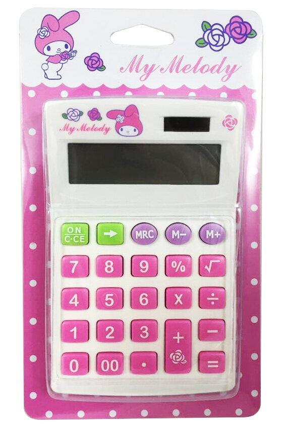美樂蒂Melody 12位桌上計算機MM-200