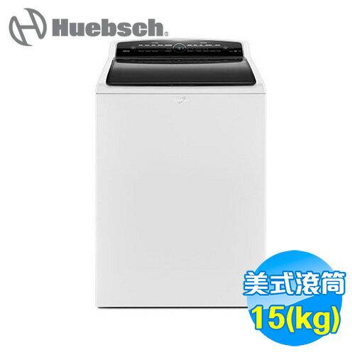 惠而浦Whirlpool15公斤極智Duet滾筒系列洗衣機WTW7300DW【送標準安裝】