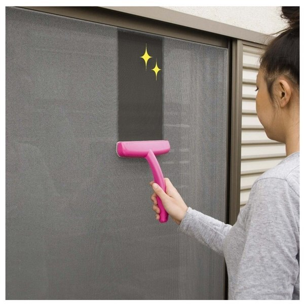 【日本Nippon】便利紗窗清潔刷_超值二入組