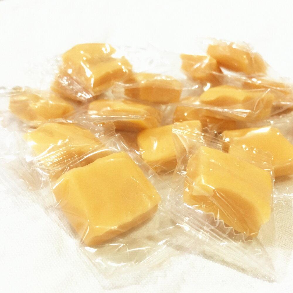 【宮田製菓】北海道夕張哈密瓜糖焦糖牛奶糖-分享包 320g 北海道メロン キャラメル 日本進口糖果 2
