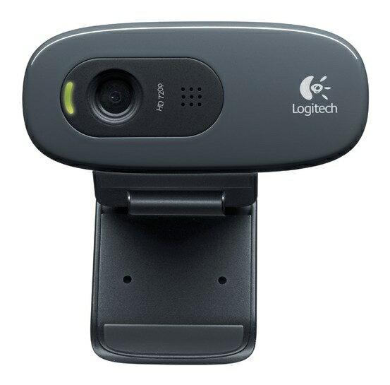 [富廉網] Logitech 羅技 HD 網路攝影機 C270 (WEBCAM IP CAM)