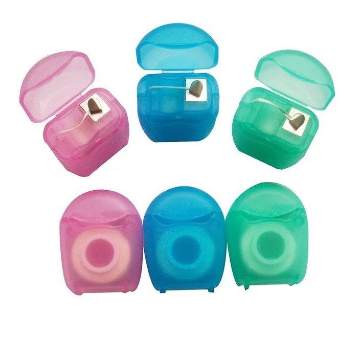 【晴晴百寶盒】清潔區 牙線操作練習 保母證照考試 N060