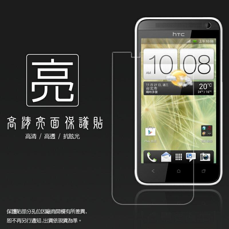 亮面螢幕保護貼 HTC Desire 501/603H 保護貼