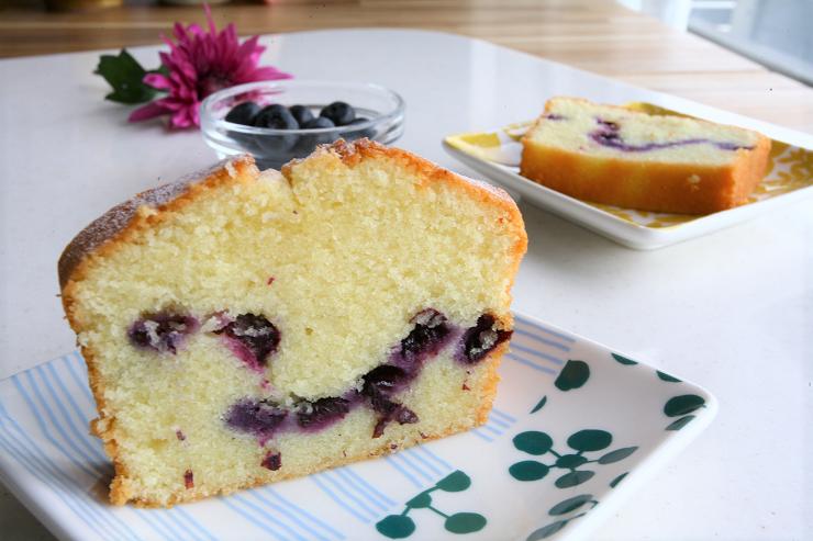 *手作拾光*  藍莓磅蛋糕