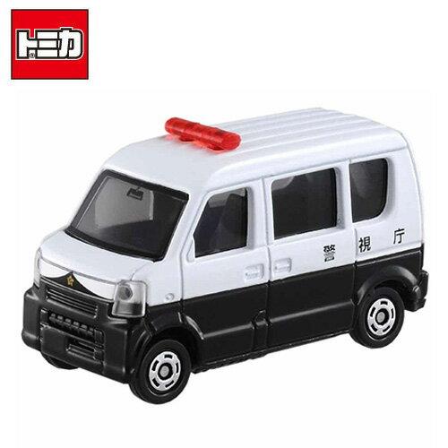 【 】TOMICA 多美小汽車 鈴木 SUZUKI EVERY 警車 NO.113 玩具車