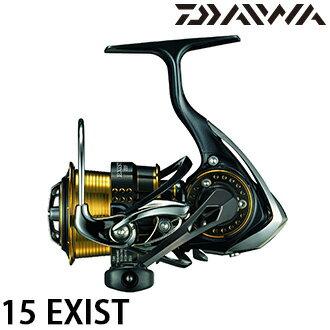 漁拓釣具 DAIWA 15 EXIST 2506PE-H/ 2506PE-DH (紡車捲線器)