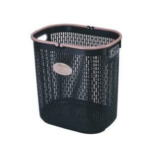 keyway聯府(F111)黑美人洗衣籃 衣物籃 置物籃 台灣製 收納櫃 玩具藍(伊凡卡百貨)