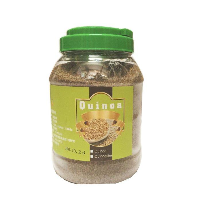 阿邦小舖 哥倫比亞 即食養生藜麥粉(紅色/黑色) 900g/瓶