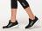 Lorna Jane-內增高運動訓練鞋-黑色-US 7 & 8 2