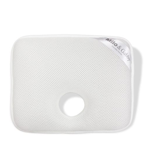 『121婦嬰用品館』美國Milo & Gabby -超透氣防扁頭3D嬰兒枕