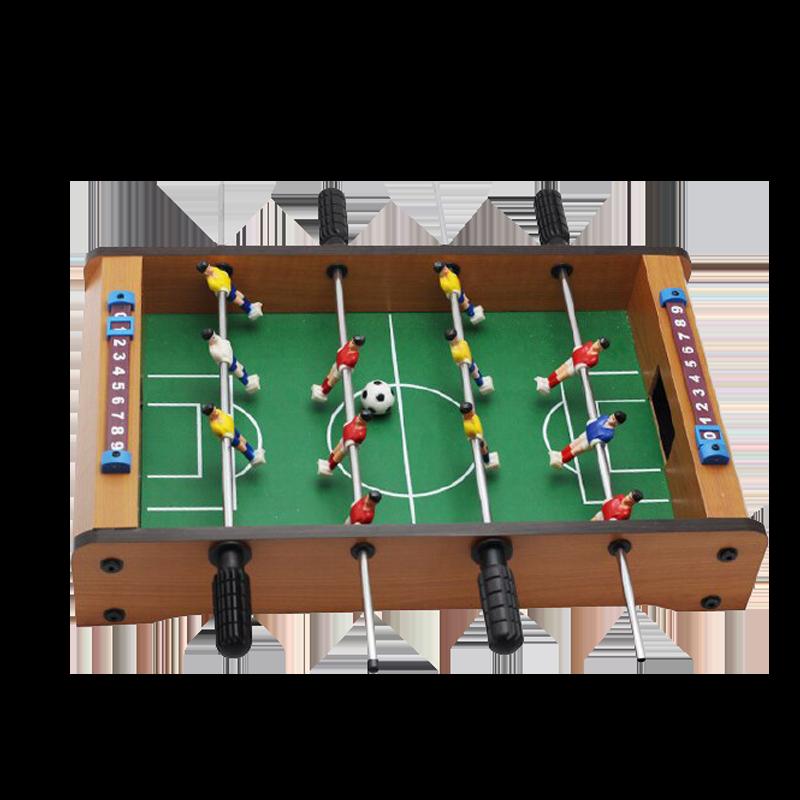現貨【親子同樂 / 桌遊】桌上足球 手足球 室內足球桌 迷你桌上遊戲【AAA6144】 1