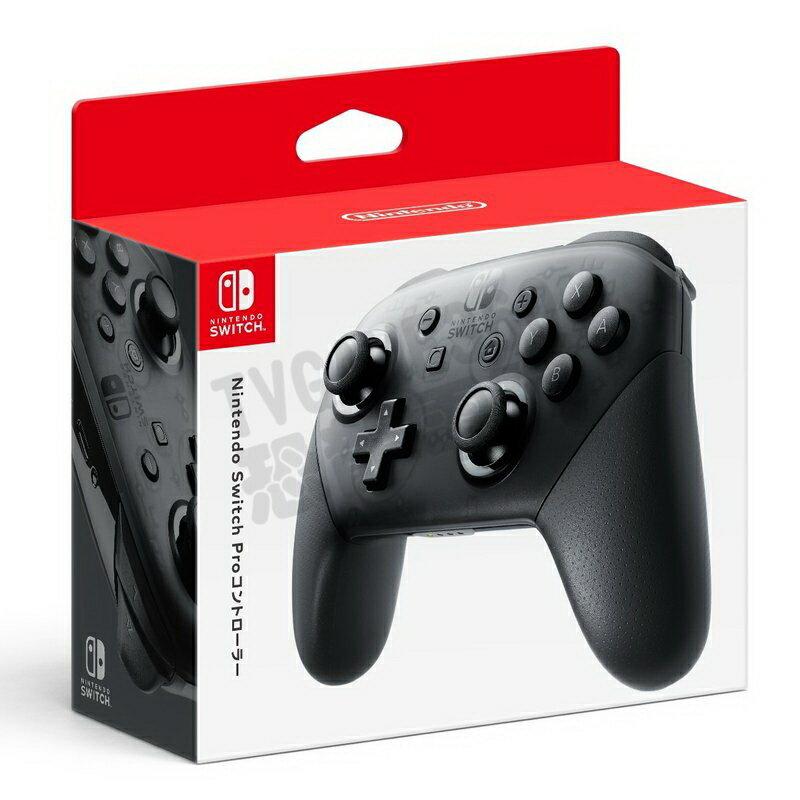 任天堂 Nintendo Switch NS 原廠公司貨 PRO 傳統手把 控制器 把手 HAC-013 黑色 台中恐龍