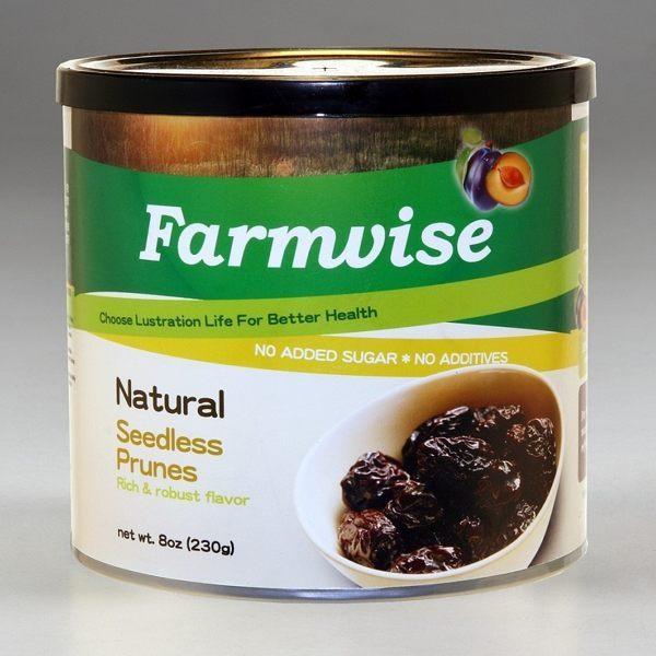 鏡感樂活市集:現折再買6送6清淨生活農場智慧蜜棗乾230g罐團購特惠