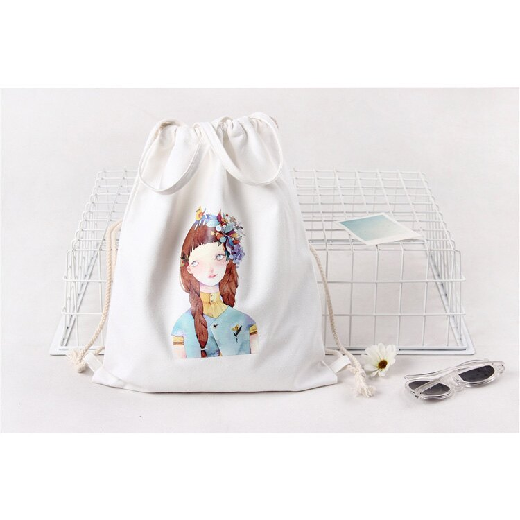 手提包 帆布包 手提袋 環保購物袋【SPBA100】 BOBI  11/10 1