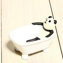 Decole動物浴缸收納盆-泡澡熊貓「缺貨待補貨」