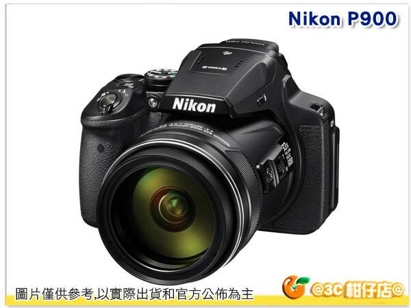 免運 6/30前申請送原電 再送32G+副電+座充等7大好禮 Nikon Coolpix P900 國祥公司貨 83X最高倍光學變焦 可翻轉螢幕