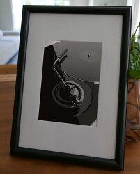 聚鯨Cetacea﹡Art【KLFZ-0473】vinyl黑膠唱片/vintage古典 畫框相框