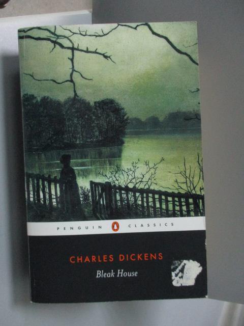 ~書寶 書T6/原文小說_OBA~Bleak House_Dickens