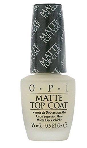 【彤彤小舖】OPI Matte Top Coat 薄霧森林霧面護甲油 15ml NTT35