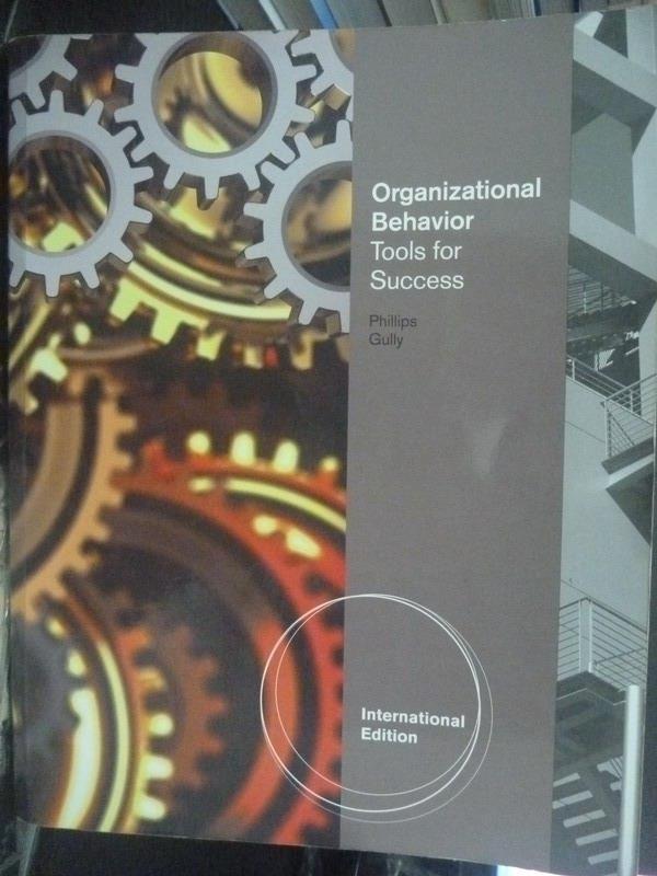 ~書寶 書T6/大學商學_ZAZ~Organizational Behavior_Jean