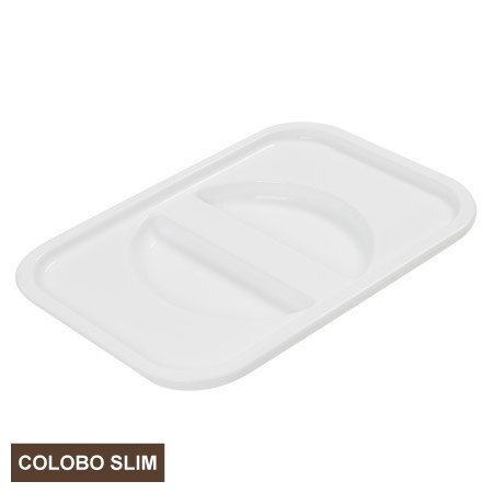COLOBO SLIM收納盒盒蓋 WH 白