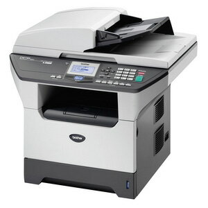 Brother DCP-8060 All-In-One Printer (30 PPM, 1200x1200 DPI, B&W, 32MB, PC/Mac) 1