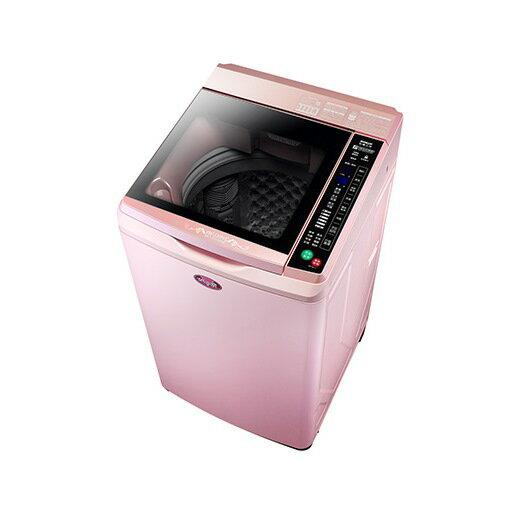 SANLUX 台灣三洋 12公斤 直流變頻超音波洗衣機 SW-12DVG(P) - 限時優惠好康折扣