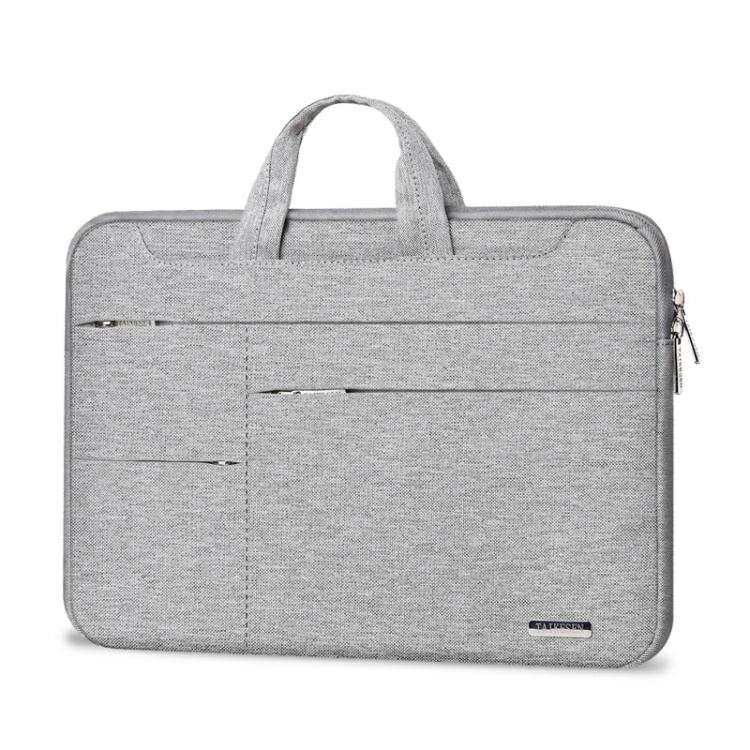 筆電包蘋果戴爾華碩12肩背包14手提筆記本電腦包15.6內膽包17.3男女13.3寸♠極有家♠