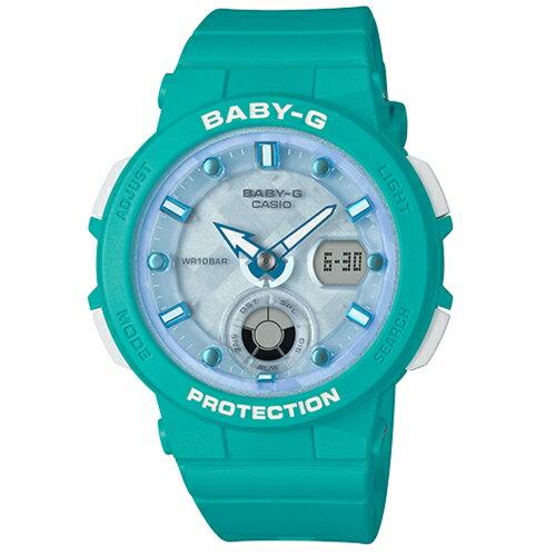 CASIOBABY-G潮流尖端雙顯運動腕錶BGA-250-2A