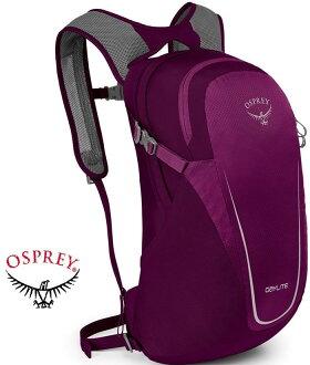 Osprey Daylite 13 多功能輕量後背包/攻頂包 紫/台北山水