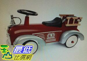 [COSCO代購 如果沒搶到鄭重道歉] W112891 Baghera 消防造型騎乘車