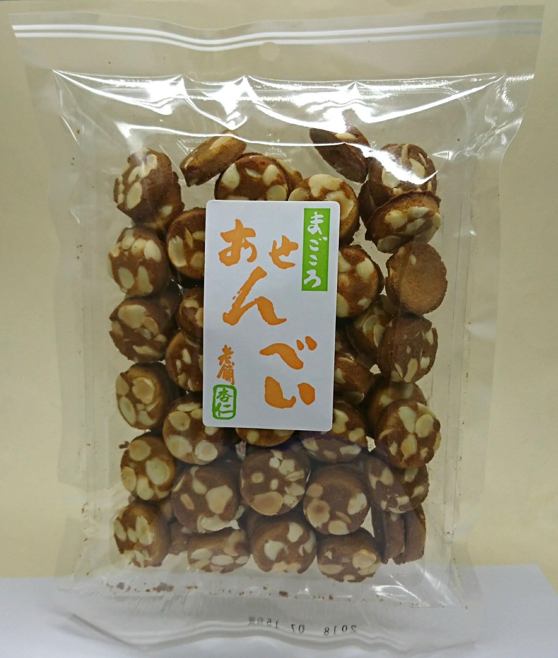 【橘町五丁目】杏仁太鼓餅-200g