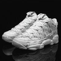 Shoestw【1-B506S-114】FILA SPAGHTTI 95 復刻籃球鞋 中筒 皮革 白灰 男女尺寸都有 FS1HTA3152X 0