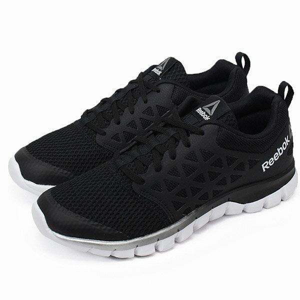 【REEBOK】SUBLITE XT CUSHION 2.0 MT 運動鞋 慢跑鞋 女鞋 黑色 -BS8713