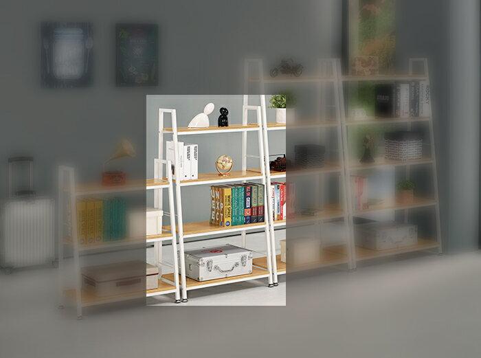 【尚品家具】CM-382-2 貝莎4尺高書櫃