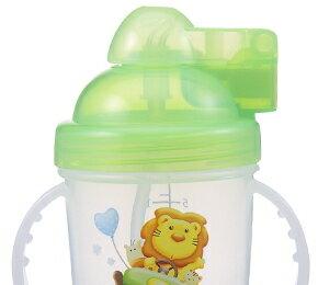 『121婦嬰用品館』辛巴 自動吸管練習杯 180ml 3