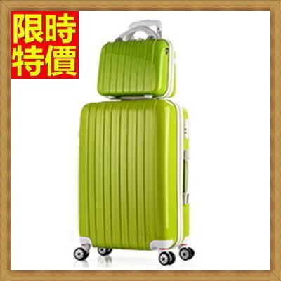 行李箱 拉桿箱 旅行子母箱-24-26吋高檔格調非凡做工男女登機箱10色69p55【獨家進口】【米蘭精品】